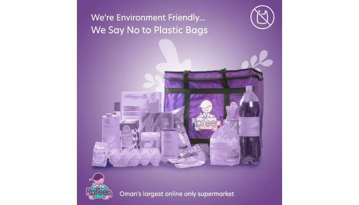Omani start-up Rafeeq.om helps save over 100,000 plastic bags