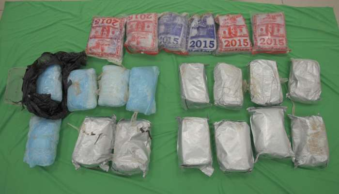 ROP arrests smuggler with over 5,000 kilos of heroin - Times of Oman