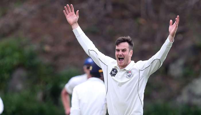 Ben Lister becomes first 'COVID replacement' in cricket