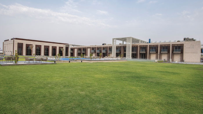 With His Majesty's blessings, Al Fayha Resthouse opened in Sumail