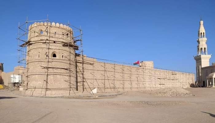 Restoration work at Ras Al Hadd begins