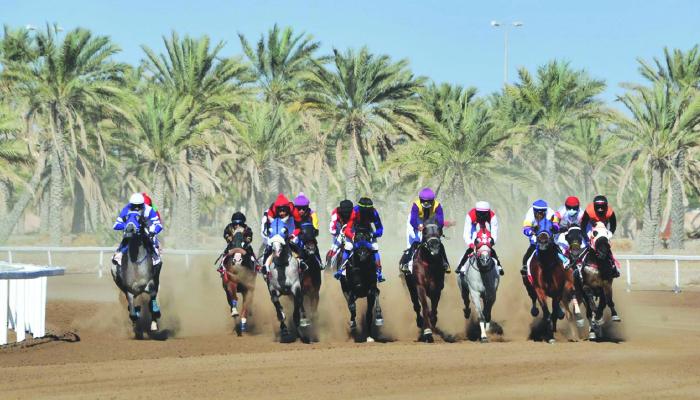 Royal Horse Racing Club organises race in Oman