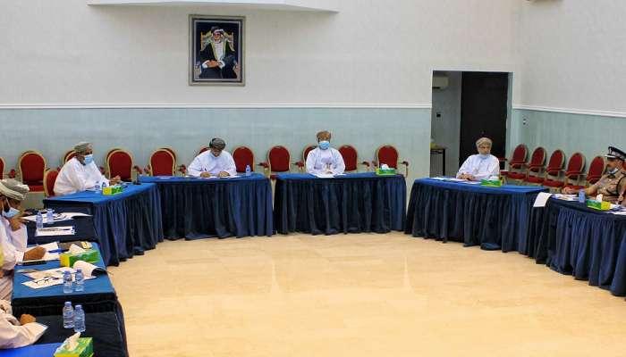 اجتماع اللجنة الاستشارية لإدارة وتنمية مصائد ثروة الصفيلح