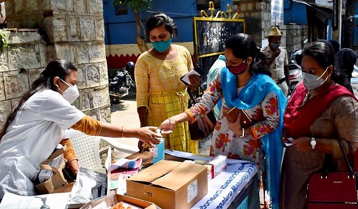 India passes eight million coronavirus cases
