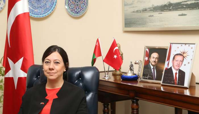 Turkish ambassador highlights strong ties with Sultanate