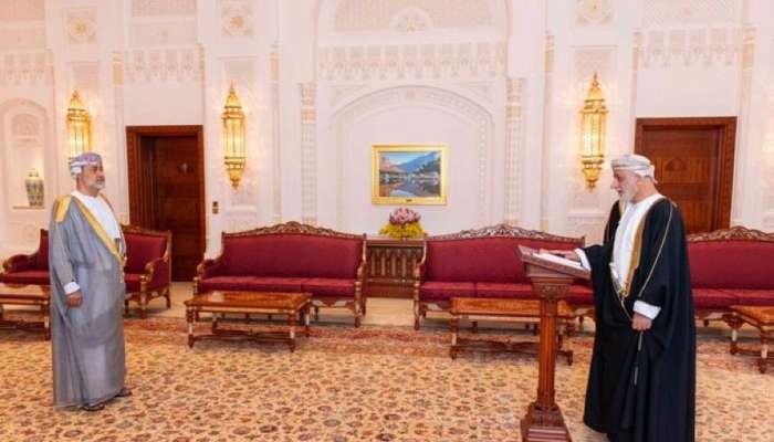 رئيس مجلس الدولة يؤدي قسم اليمين أمام المقام السامي