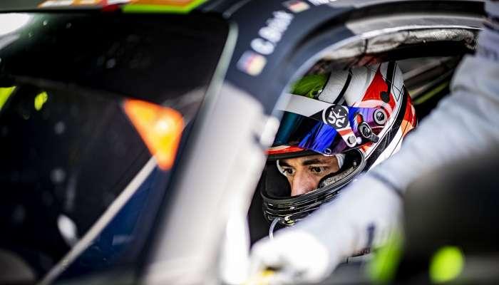 الفيصل الزبير يعود من جديد الى حلبات السباقات في الجولة النهائية لسباق برتش GT