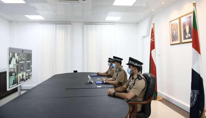الشرطة  تشارك في الاجتماع الرابع لأجهزة مجلس وزراء الداخلية العرب