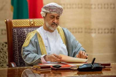 جلالة السلطان المعظم يؤكد استكمال مسيرة الإصلاح الاقتصادي