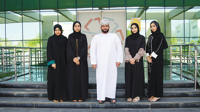 Omani student company wins coveted Injaz prize