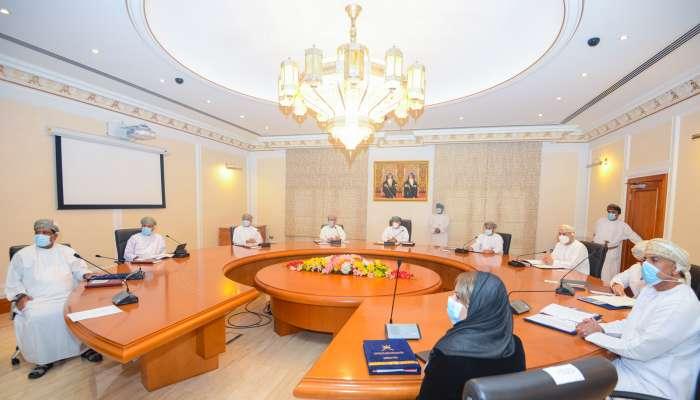 مجلس إدارة هيئة البيئة يعقد اجتماعه الأول