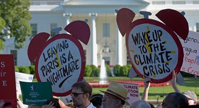 US exits Paris climate agreement