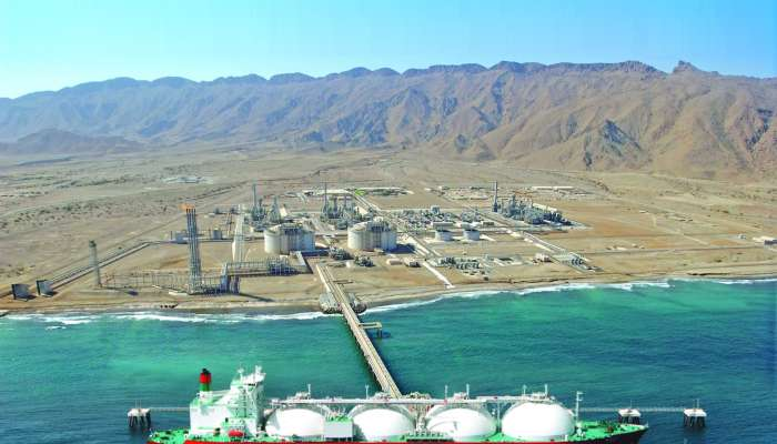 Oman records decrease in domestic production, import of natural gas