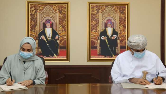 MAFWR, Dar Al Atta'a Society sign agreement to implement honey bee raising, breeding project