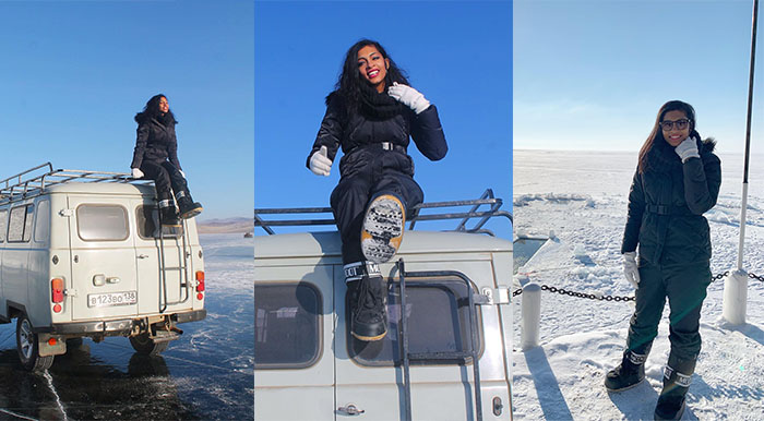 Diving into adventure: Laila Al Habsi's less-travelled path