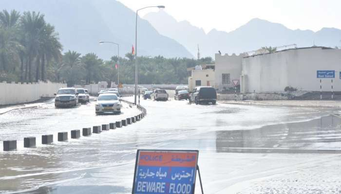 Fishermen in Oman cautioned against rough weather