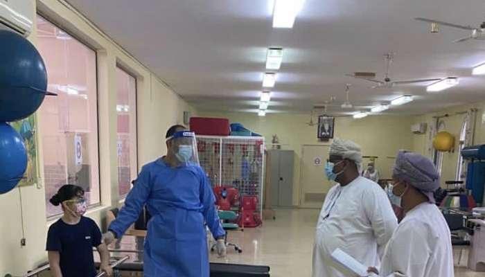 مدير عام شؤون الأشخاص ذوي الإعاقة يتابع سير العمل في مراكز التأهيل