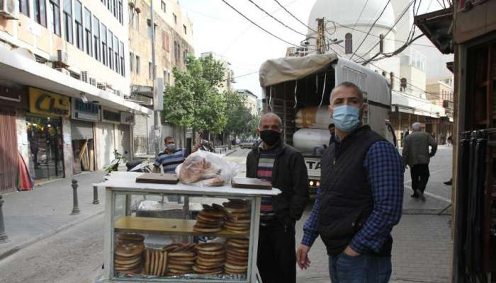 Lebanon starts nationwide lockdown amid surge in COVID-19 cases