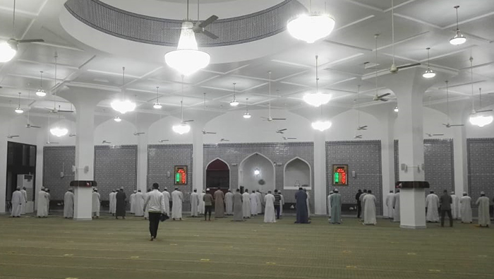 Over 700 mosques have been reopened in Oman