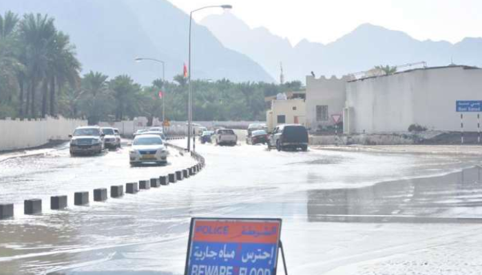 Oman may get affected by air trough: CAA official
