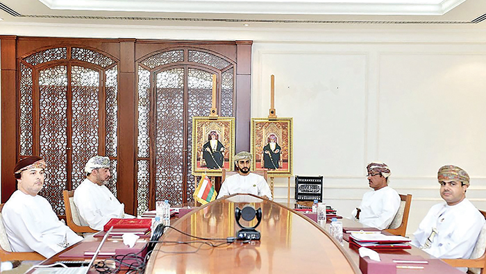 Sayyid Theyazin participates in GCC Culture Ministers meeting