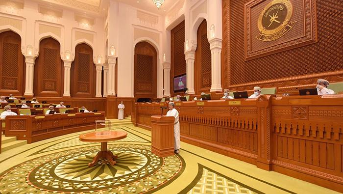 Majlis Al Shura session begins