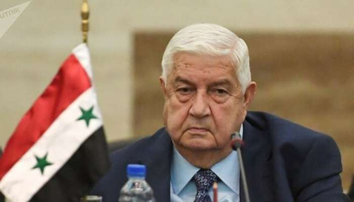 Syria's Deputy Prime Minister dies