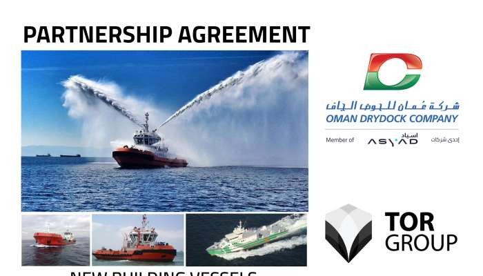 ODC signs partnership agreement with TOR Group of Companies