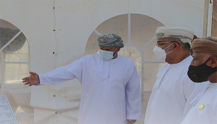Project to combat desertification in Dhofar Governorate launched