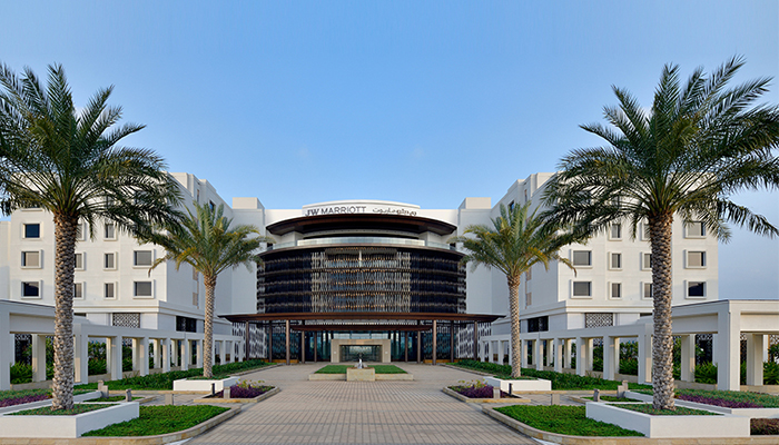 Celebrate Oman's 50th National Day with a range of uplifting experiences at JW Marriott Muscat