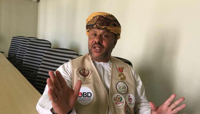 الخروصي .. سفير للسلام والنوايا الحسنة لمركز أوروبي