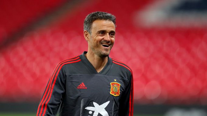 Game against Germany went perfectly for us: Luis Enrique