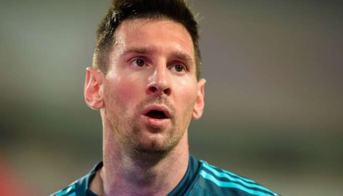 Tired of always being everyone's problem, says Messi