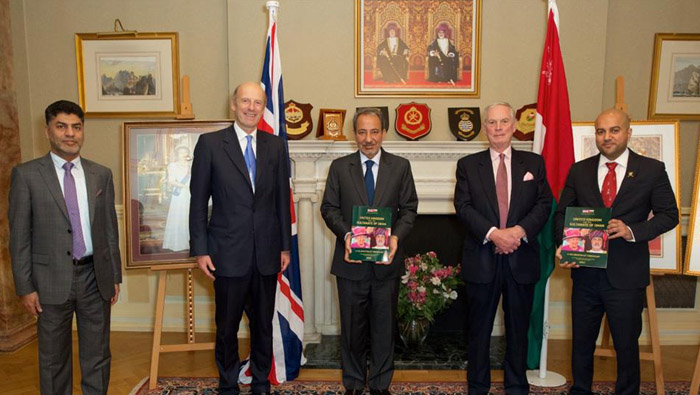 Oman-UK Friendship book marks 50th National Day of Renaissance