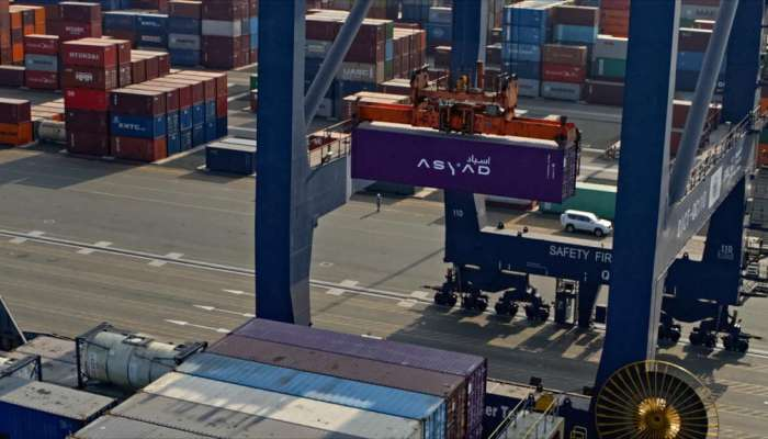 Over 3 million TEUs handled at Sohar, Salalah Ports