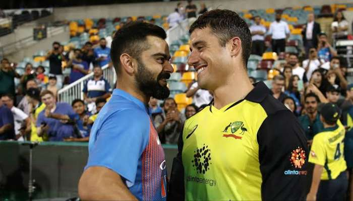 Kohli may be 'extra motivated' to play against Australia, feels Stoinis