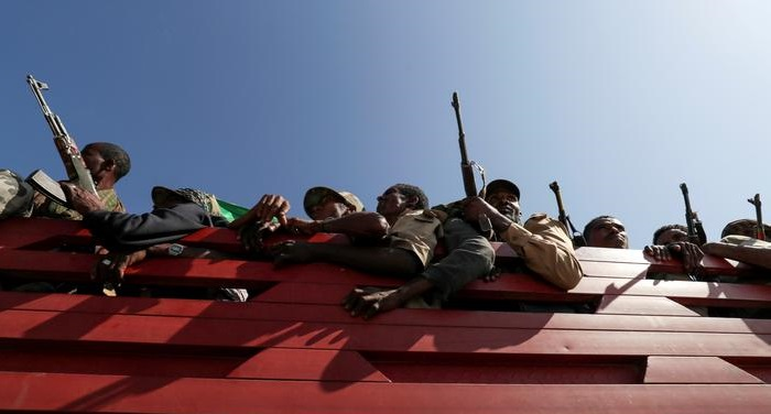 Government forces 'capture Tigray's second-largest city'