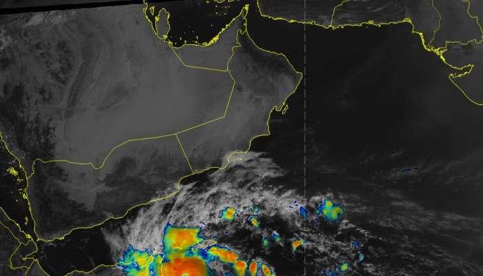 الأرصاد: الحالة المدارية في بحر العرب تتطور إلى عاصفة