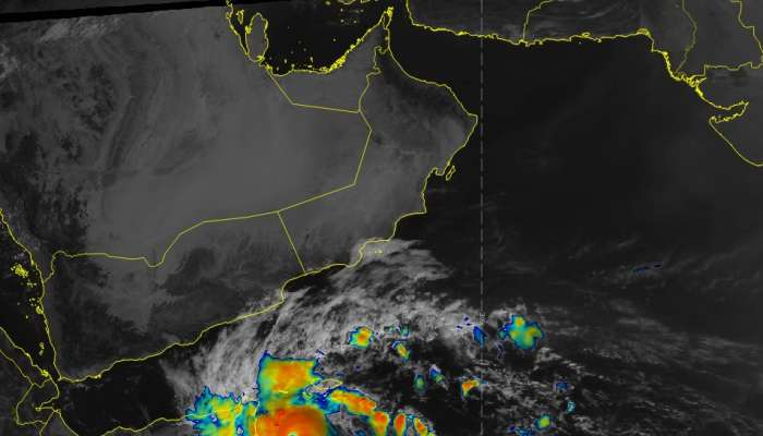 Tropical depression in Arabian Sea develops into storm