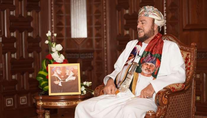 السيد أسعد: وفقنا أن الخيار كان لجلالة السلطان هيثم  بن طارق
