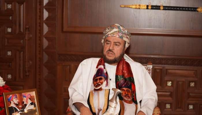 السيد أسعد: نحن مع السلطان هيثم في مركب واحد ونشكره على كل الدعم