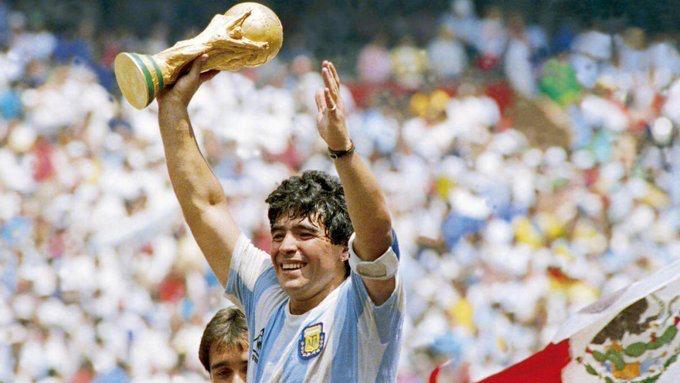 Football superstar Maradona passes away
