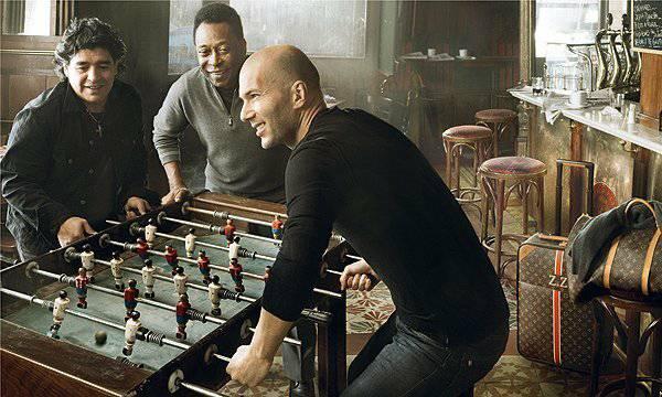 Maradona was the player everyone wanted to be like: Zidane