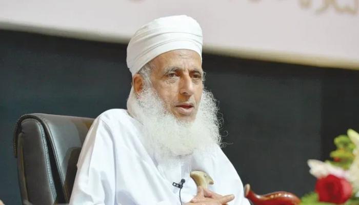 مفتي عام السلطنة يصرح بشأن المسجد الأقصى