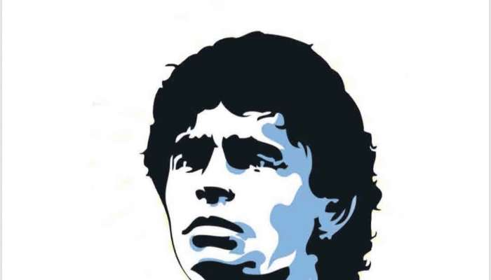 مارادونا أفضل لاعب كرة قدم في التاريخ