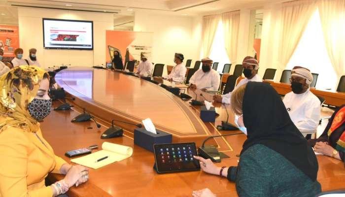 يضم  أكثر من 500 منتج عماني .. وكيلة ترويج الاستثمار تدشن منصة ماركيت إكس الإلكترونية