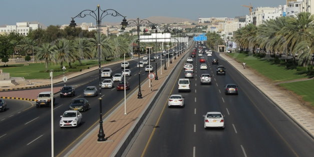 أكثر من 1.5 مليون مركبة في شوارع السلطنة بنهاية أكتوبر