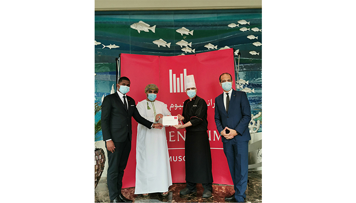 Grand Millennium Muscat donates to worthy cause in celebration of Oman's 50th National Day