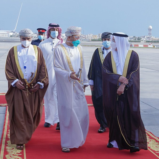 بدر بن حمد يغادر إلى البحرين