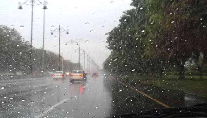 أجواء السلطنة على موعد مع أمطار الخير .. والطيران المدني تصدر بيانا